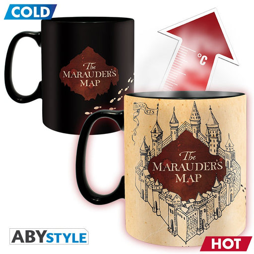 Harry Potter: 460 ml Marauder Heat Changing Mug