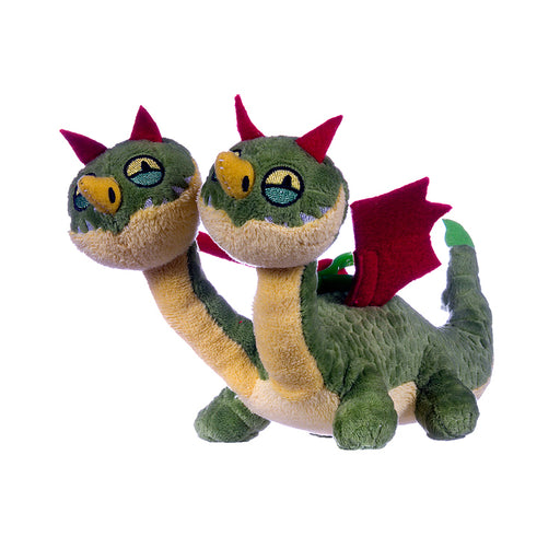 "How To Train Your Dragon Bag Clip 6"" Plush - Barf & Belch"