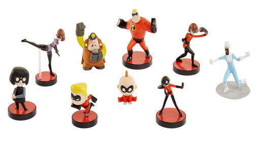 "Jacks Pacific: Incredibles 2  Blind Box 2"" figure"