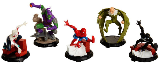 Jakks Pacific: Spiderman 5 Figure Action Set