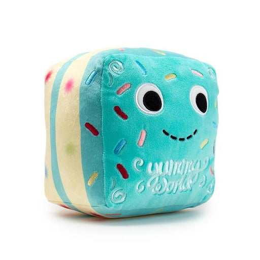 "Kidrobot Yummy World: 7"" Finn Funfetti Cake Plush"