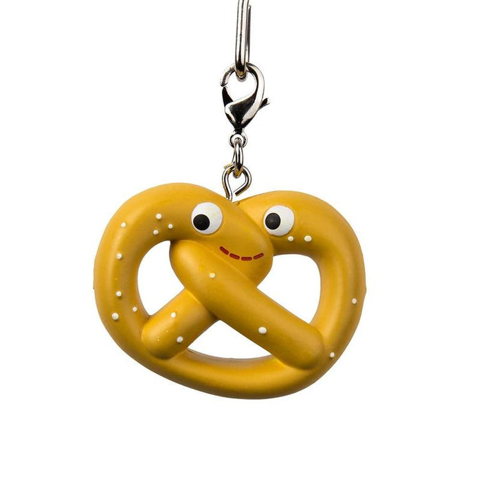 Kidrobot Yummy World Snack attack Collectable Keychain