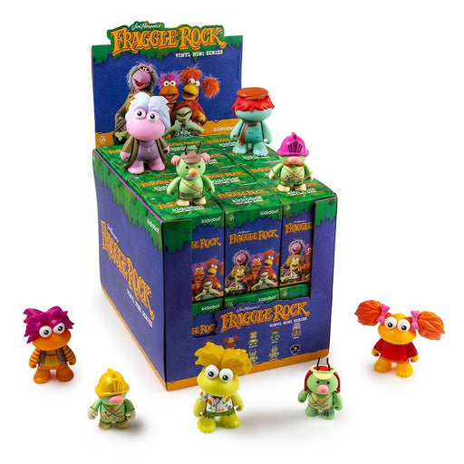 Kidrobot: Fraggle Rock Blind Box Mini series