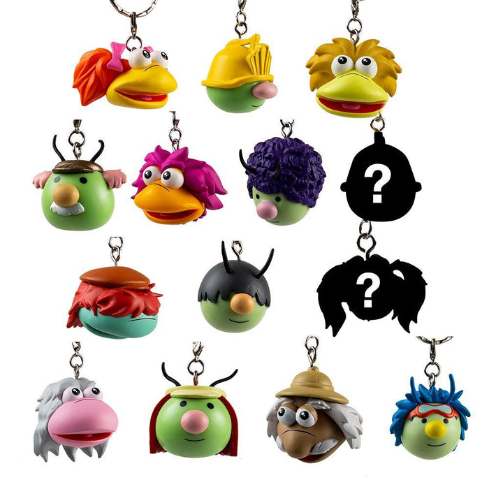 Kidrobot Fraggle Rock: Blind Box Collectable Keychain