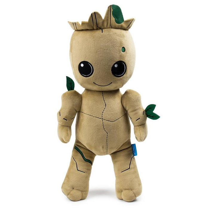 "Kidrobot: Phunny Groot Hugme Vibrating 16"" Plush Guardians of the Galaxy"