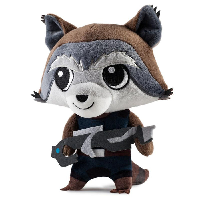 Kidrobot: Phunny Rocket Raccoon Guardians of the Galaxy Plush