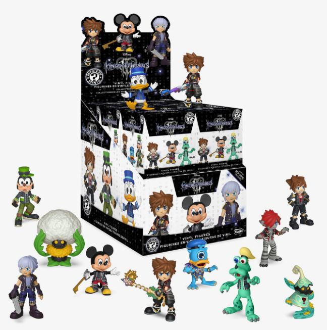Funko Mystery Mini: Kingdom Hearts 3 (Exclusive)