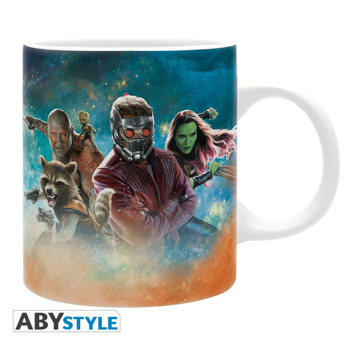 Marvel: Guardians of the Galaxy 320 ml Mug