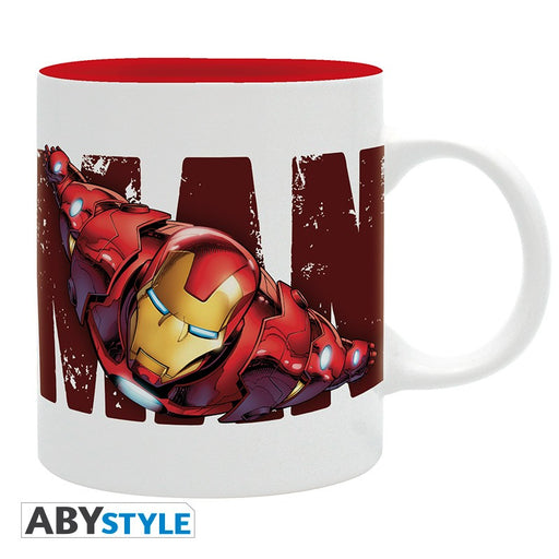 Marvel: Iron Man IM Design 320 ml Mug