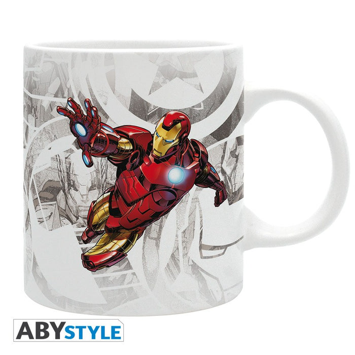Marvel: Classic Iron Man 320 ml Mug