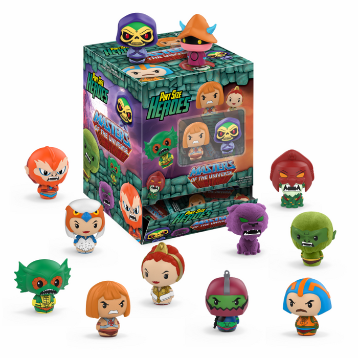 Pint Sized Heroes: MotU Blindbags
