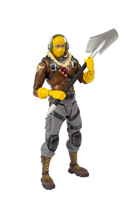 "McFarlane Fortnite Raptor Premium Action 7"" Figure"