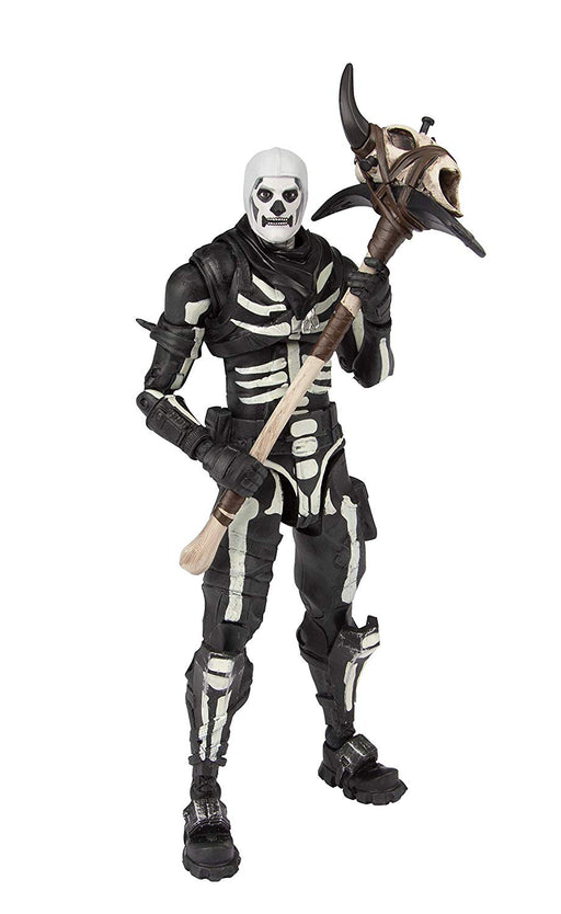"McFarlane Fortnite Skull Trooper Premium Action 7"" Figure"