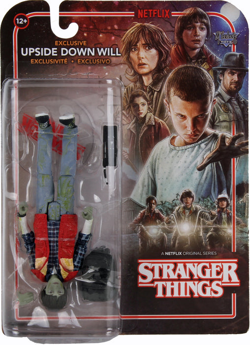 "Stranger Things: 7"" Action Figure - Upside Down Will"