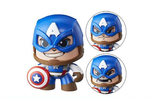 Mighty Muggs - Captain America