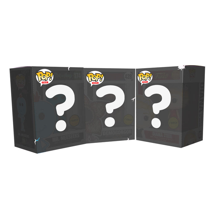 Funko POP! Damaged Box Mystery 3 Pack
