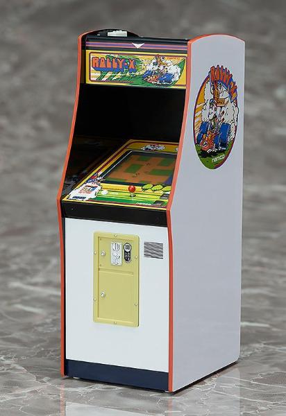 Namco: Arcade Machine collection 1/12 Scale - RALLY-X
