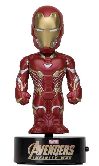 Neca Body Knocker: Avengers Infinity War - Iron Man