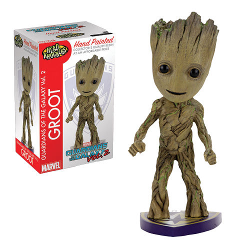 Neca: Avengers Infinity War Head knocker - Groot