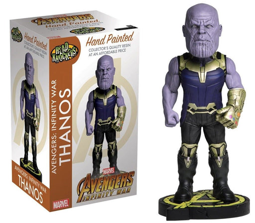 Neca: Avengers Infinity War Head knocker - Thanos