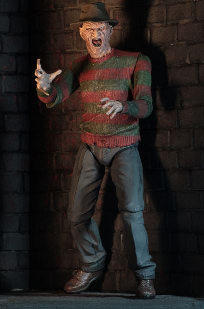 "NECA: Nightmare On Elm St 2, 7"" Figure - Freddy's Revenge"