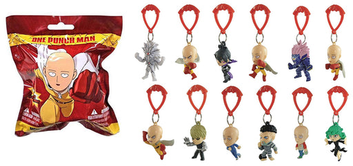 One Punch Man 3D Hangers