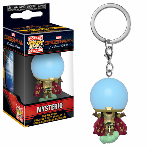 Funko Pocket Pop! Spider-Man Far From Home - Mysterio