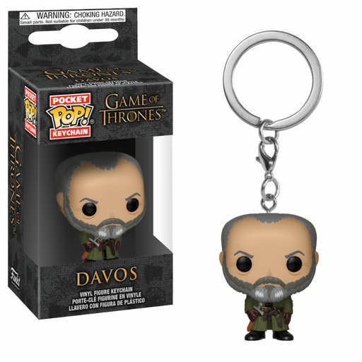 Funko Pocket Pop! Game Of Thrones S10 - Davos