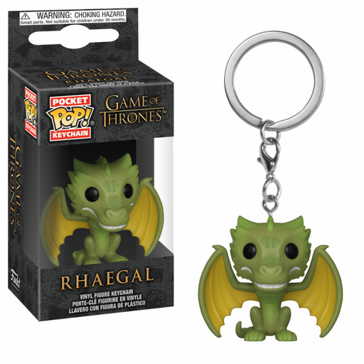 Funko Pocket Pop! Game Of Thrones S10 - Rhaegal