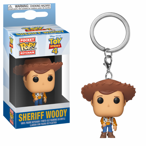 Funko Pocket Pop! Toy Story 4 - Woody