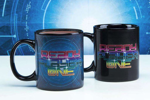 Ready Player One Heat Change Mug