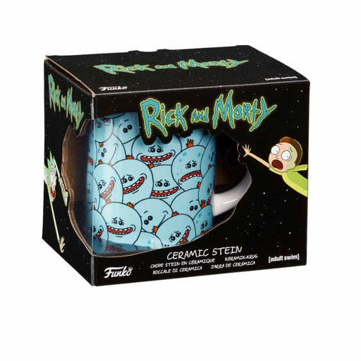 Funko: Rick and Morty It's Getting Weird Stein
