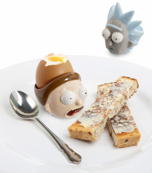 Funko: Rick and Morty Ceramic Egg Cup Set