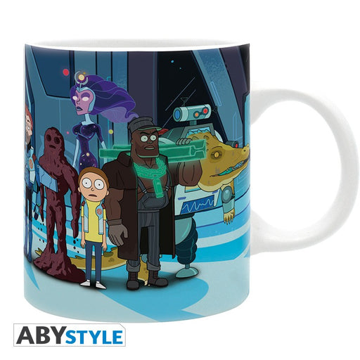 Rick and Morty: Vindicator 320 ml Mug
