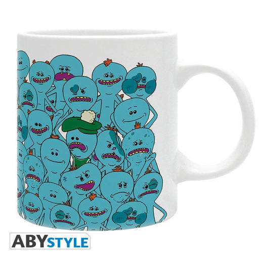 Rick and Morty: Meeseeks 320 ml Mug