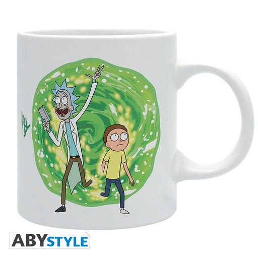 Rick and Morty: Portal 320 ml Mug