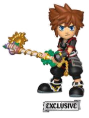 Funko Mystery Mini: Kingdom Hearts 3 (Open Box)