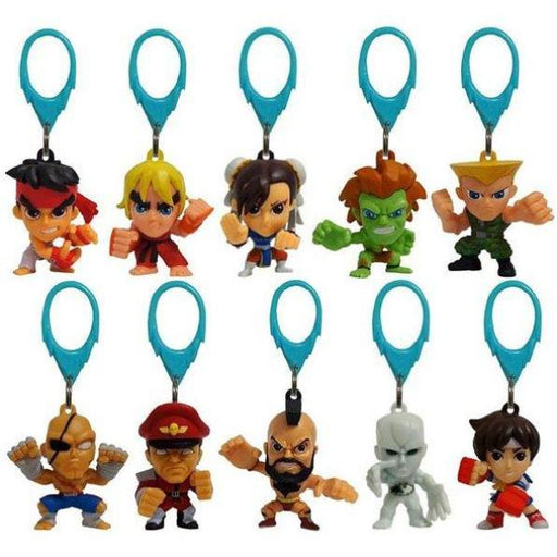 Street Fighter Backpack Hangers