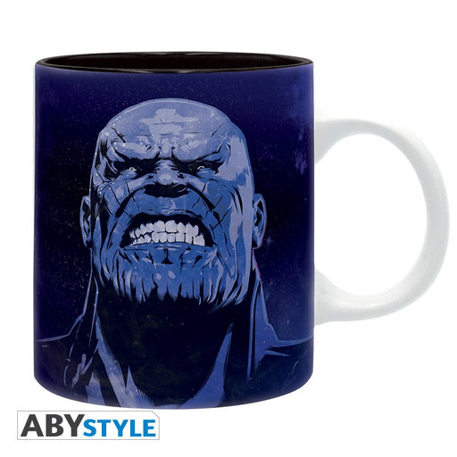 Marvel: Infinity War Thanos 320 ml Mug
