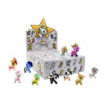 Tokidoki Unicorno Blind Box - Series 7 (Your Choice)