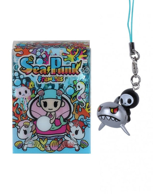 Tokidoki Sea Punk frenzies Collectable Keychain