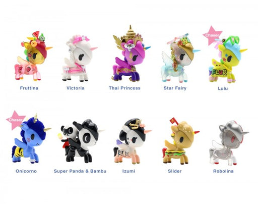 Tokidoki Unicorno Blind Box - Series 7