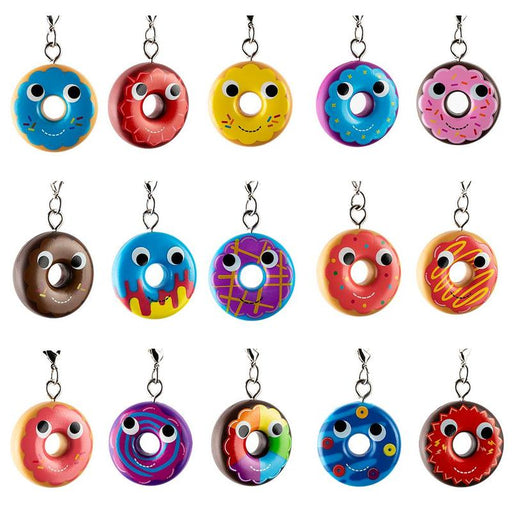 Yummy World Attack Of The Donuts Collectable Keychain