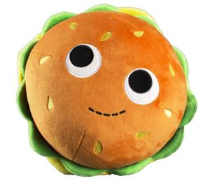 "Yummy World: 10"" Bunford Burger Plush"