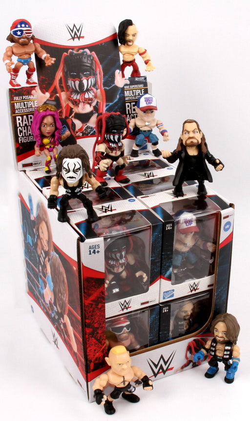 TLS: WWE Action Vinyls - Wave 1