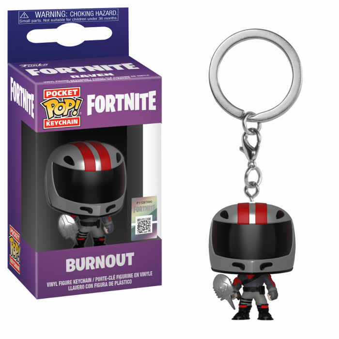 Funko Pocket Pop! Fortnite S2 - Burnout
