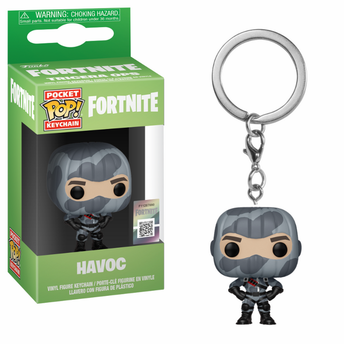Funko Pocket Pop! Fortnite S2 - Havoc