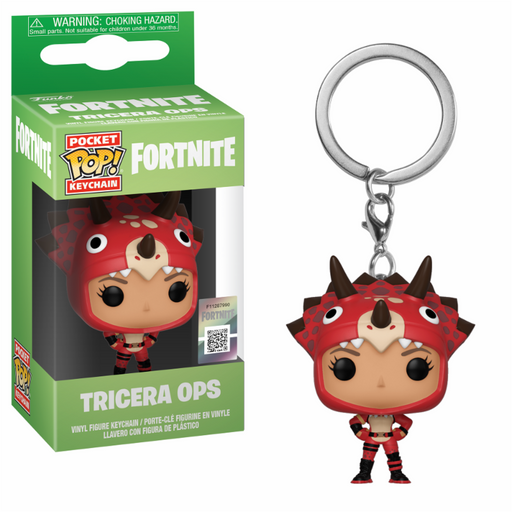 Funko Pocket Pop! Fortnite S2 - Tricera Ops