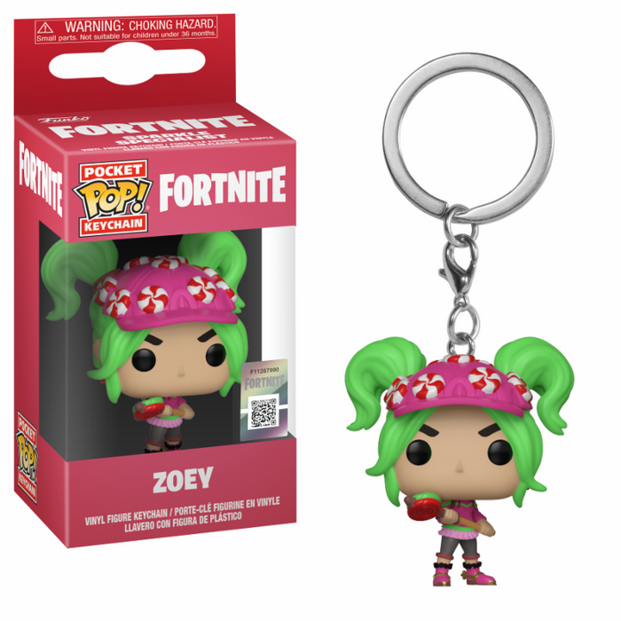 Funko Pocket Pop! Fortnite S2 - Zoey