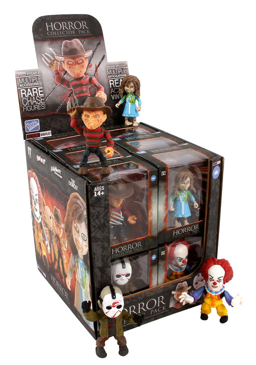 TLS: Horror Action Vinyls Collection